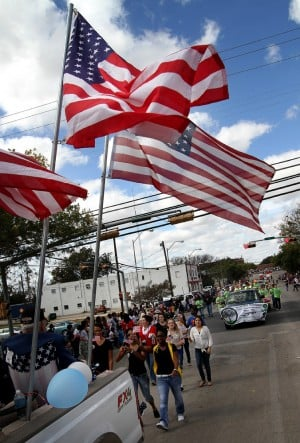 Killeen Veteran's Day Parade