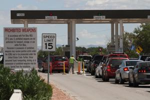 Fort Bliss-Increased Security