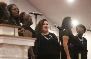 NAACP Black History Month Jubilee Program