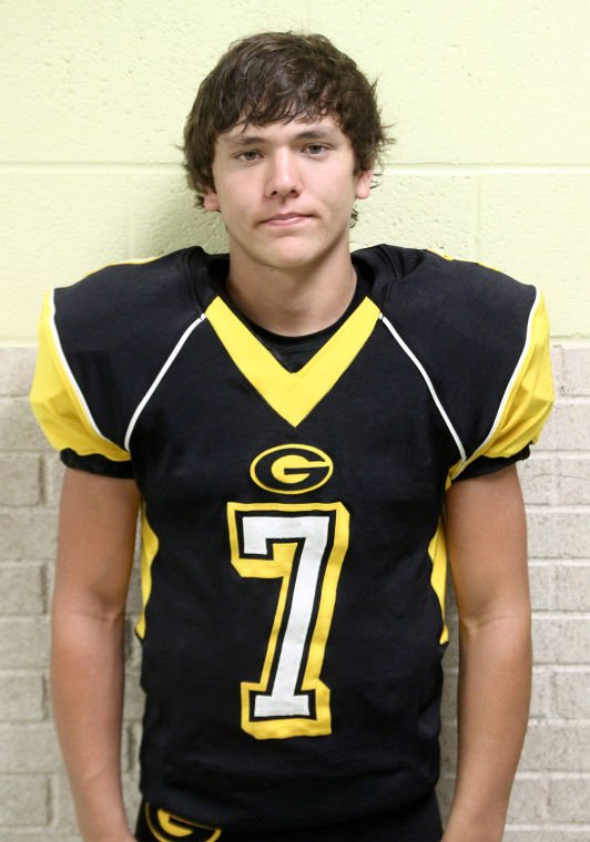Gatesville Football - Bryce Cole