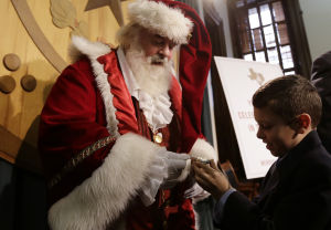 Texas touts law protecting Christmas in public schools