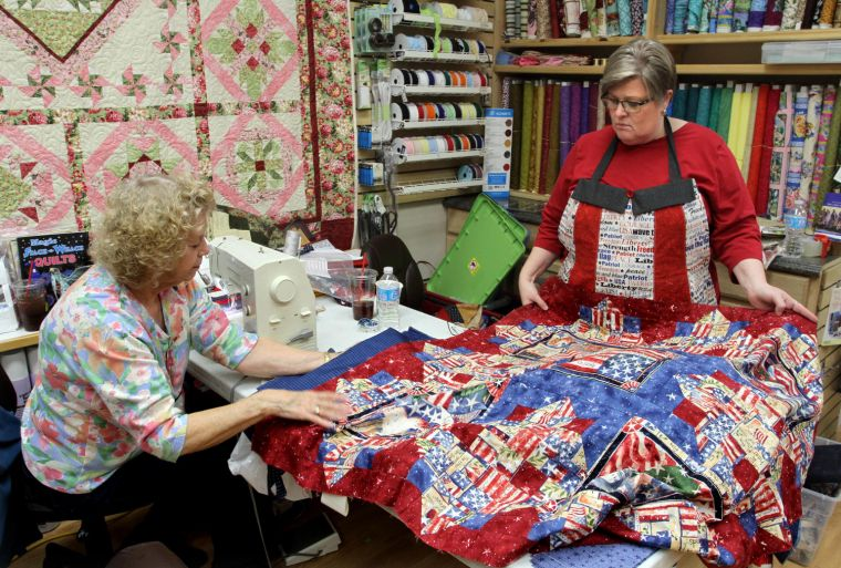 Quilts of Valor National Freedom Day