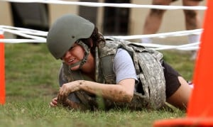 Spouses Combat Day at Fort Hood