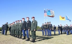 504th Battlefield Surveillance Brigade Award Ceremony