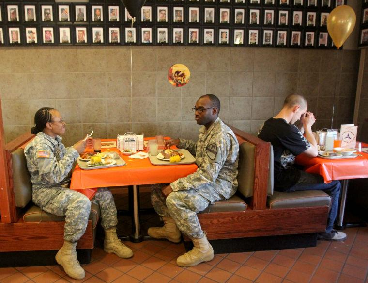 Fort Hood Thanksgiving