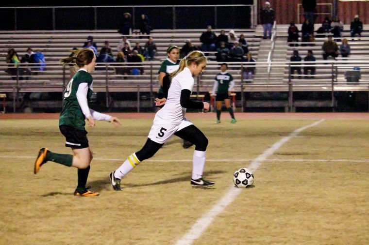 Ellison vs. Harker Heights Girls Soccer