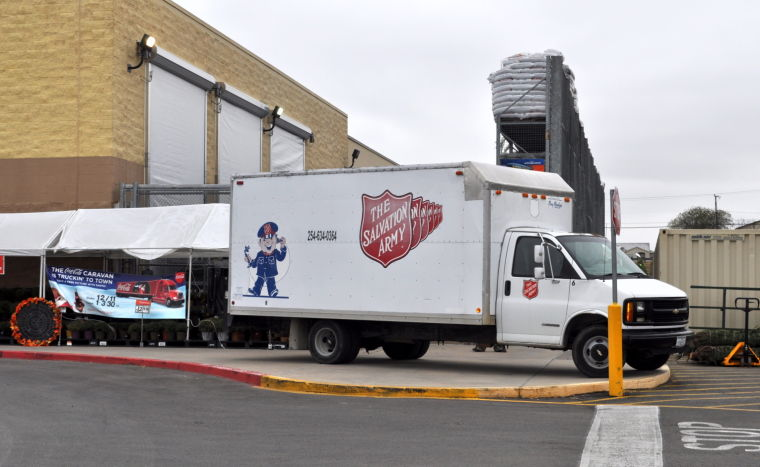 Fill the truck