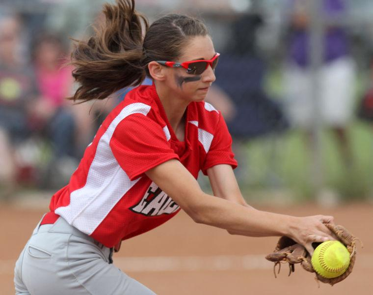 Salado vs Cameron Yoe Softball