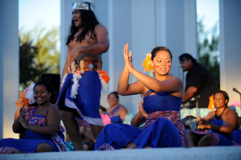 A Polynesian holiday