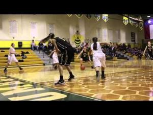 Girls Basketball Gatesville vs Caldwell