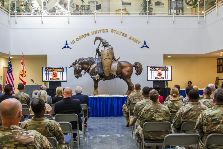 Fort Hood celebrates 74th anniversary