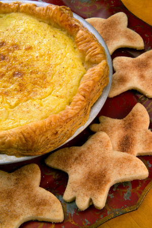 Holiday Sweets: Desserts are the sweet stuff of which memories are made, particularly in a holiday season, a time typically so rich with recollections. Serve your guests Marlborough pudding, left, and biscochito (cookies) this season. - Alex Garcia   Chicago Tribune