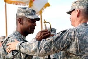 III Corps CSM Welcome