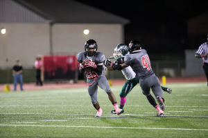 Harker Heights vs. Ellison