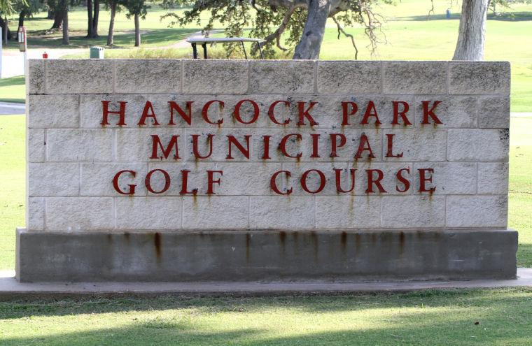 Hancock Park Golf Course face-lift