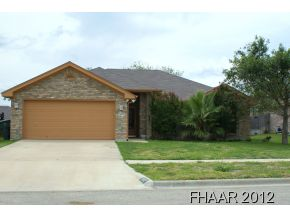 This three bedroom home is located in a great neighborhood