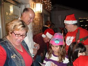 Nolanville food drive rocks the pantry with songs, fellowship