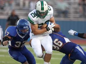 High-profile Southlake Carroll falls to Bulldawgs