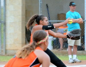 Texas Teen Association Softball Tournament
