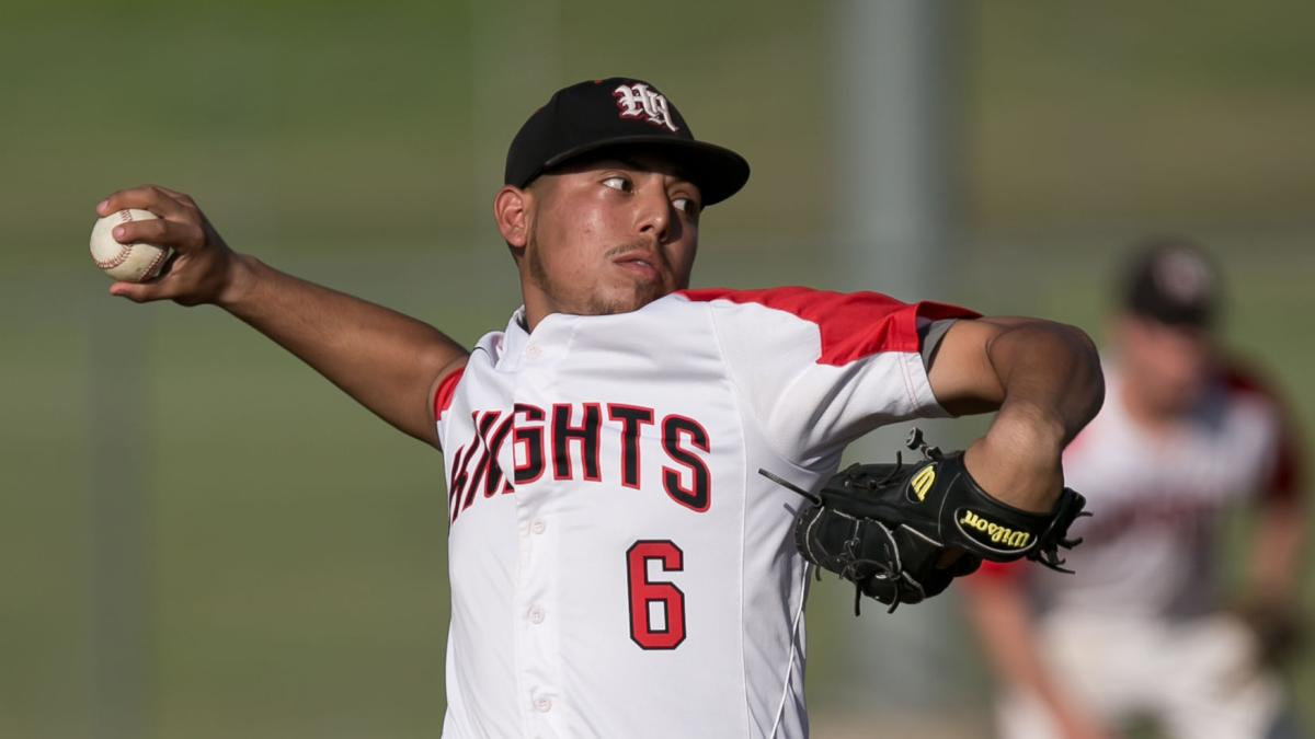 8-6A BASEBALL: Heights ace Cole is unanimous pick for MVP