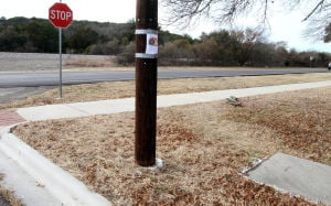 Cove sidewalk concerns