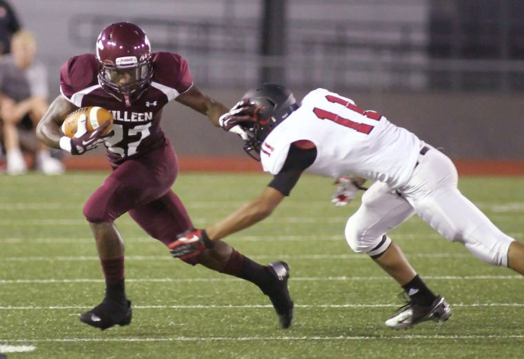 Football: Killeen v. Canyon