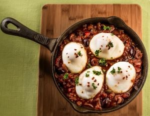 Incredible, edible: Poached eggs get makeover with new recipe