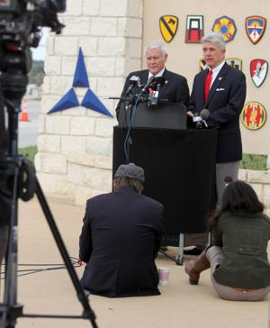 Saturday Fort Hood Press Conference