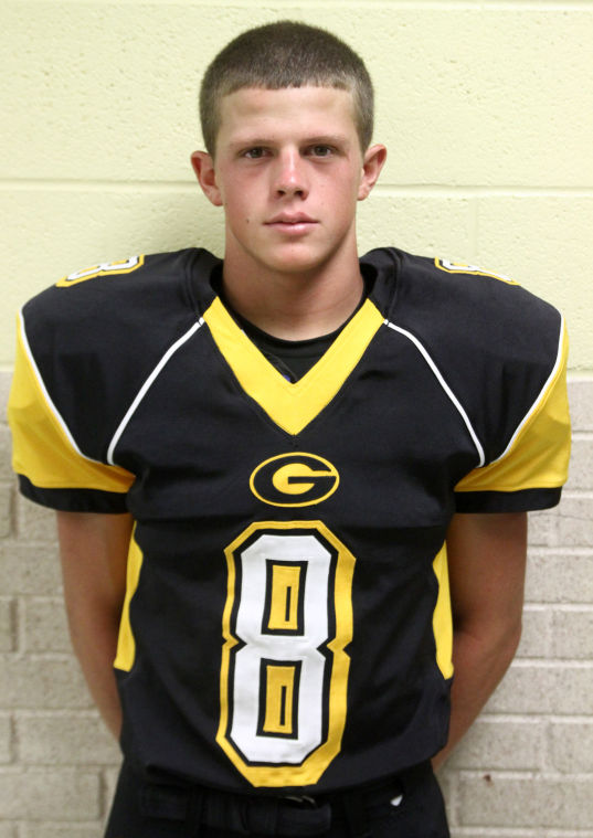 Gatesville Football - Kael Byrom
