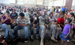 4-227th Deployment Ceremony
