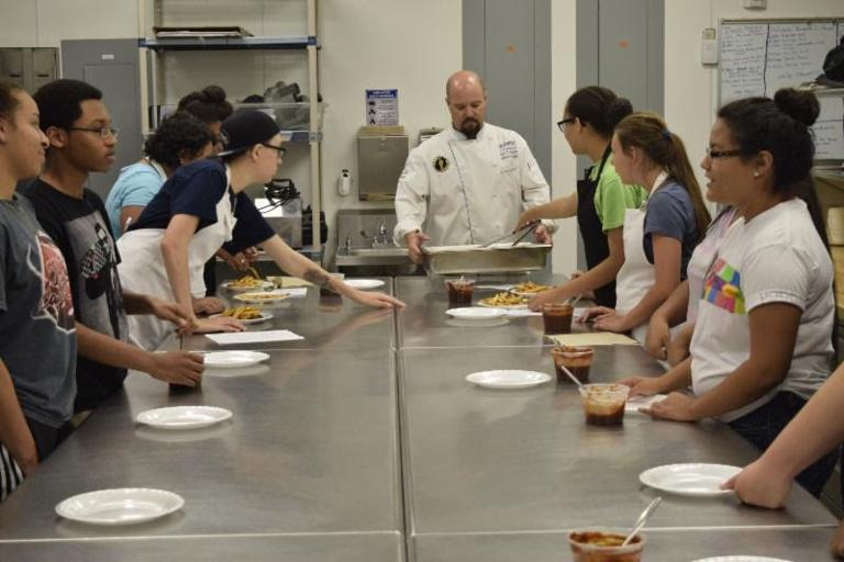 TSTC Culinary Arts works with Region 12 students
