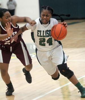 Killeen vs Ellison Girls Basketball