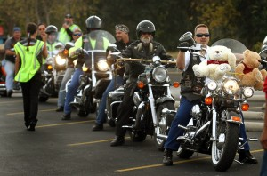 Toy Run from Temple to Copperas Cove