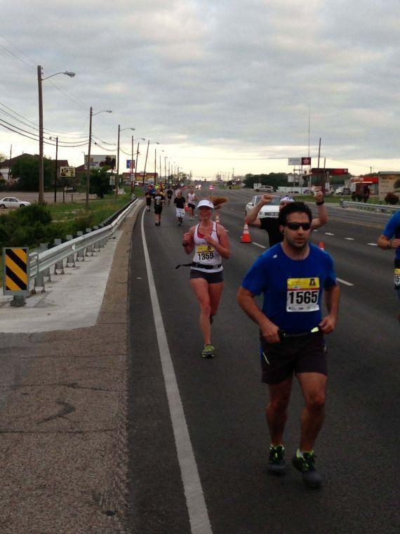 Army Marathon
