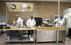 CTC culinary kitchen