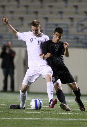 Boys Soccer Playoffs: Harker Heights v. Midlothian