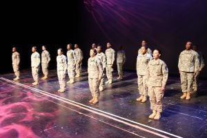 1st Air Cavalry soldier sings way into Soldier show