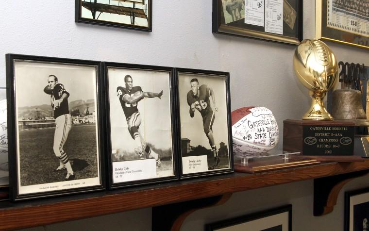 Gatesville Football Celebrates 100 Years