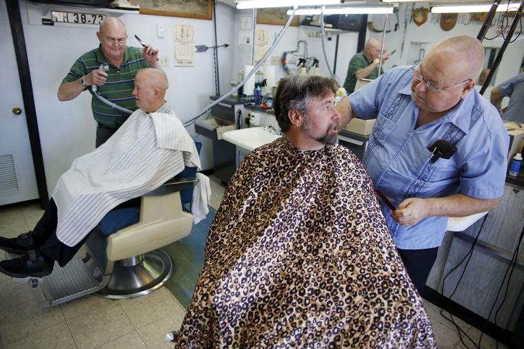 Barber Shop Killeen : Strawn Barber Shop - The Killeen Daily Herald: News