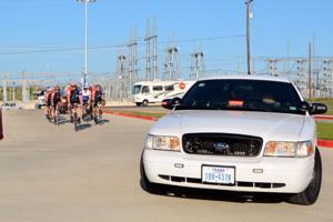 Local officers participate in memorial bike ride
