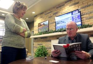 Lt. Gen. Rick Lynch book signing