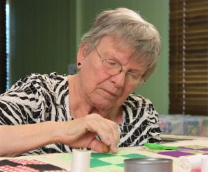 Evant Ladies Quilting Club