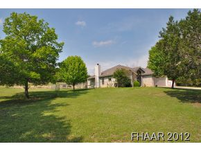 4.35 ACRES with charming 3 bedroom, 2 bath home, plus