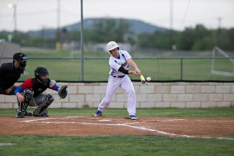 Waco Midway at Copperas Cove Baseball