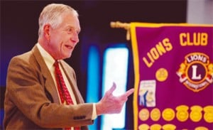 Houston Astros owner addresses Cove Lions