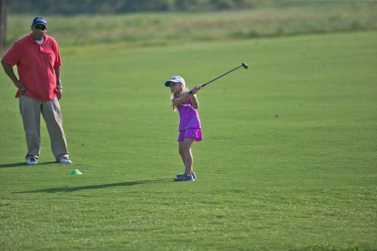 Tee Off Junior Golf League tournament
