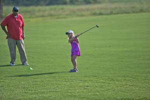 Tee Off Junior Golf League tournament