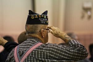 Heights veterans ceremony