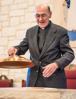 The Rev. Richard O'Rourke
