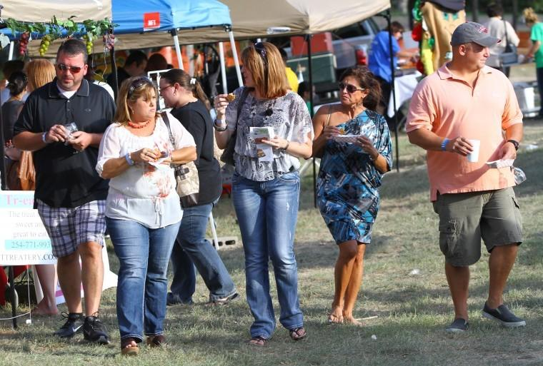Central Texas Food, Wine & Brew Festival